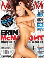 <p>ERIN MCNAUGHT CELEBRATES 30 IN HER BIRTHDAY SUIT - MAXIM MAGAZINE JUNE ISSUE - ON SALE 16 MAY 2012</p>
