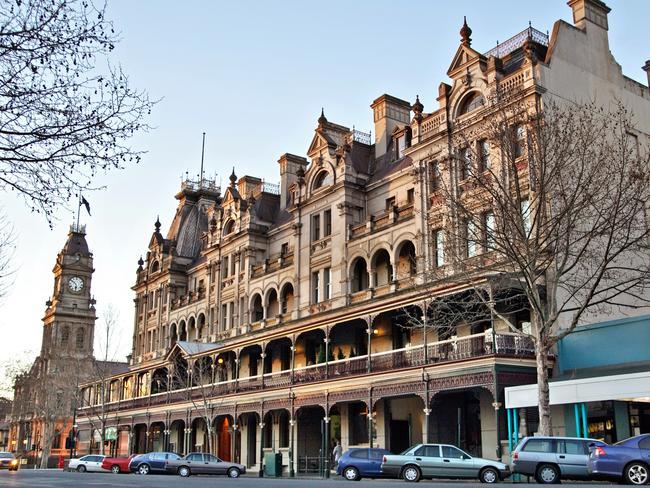 Bendigo is a picture-perfect town.