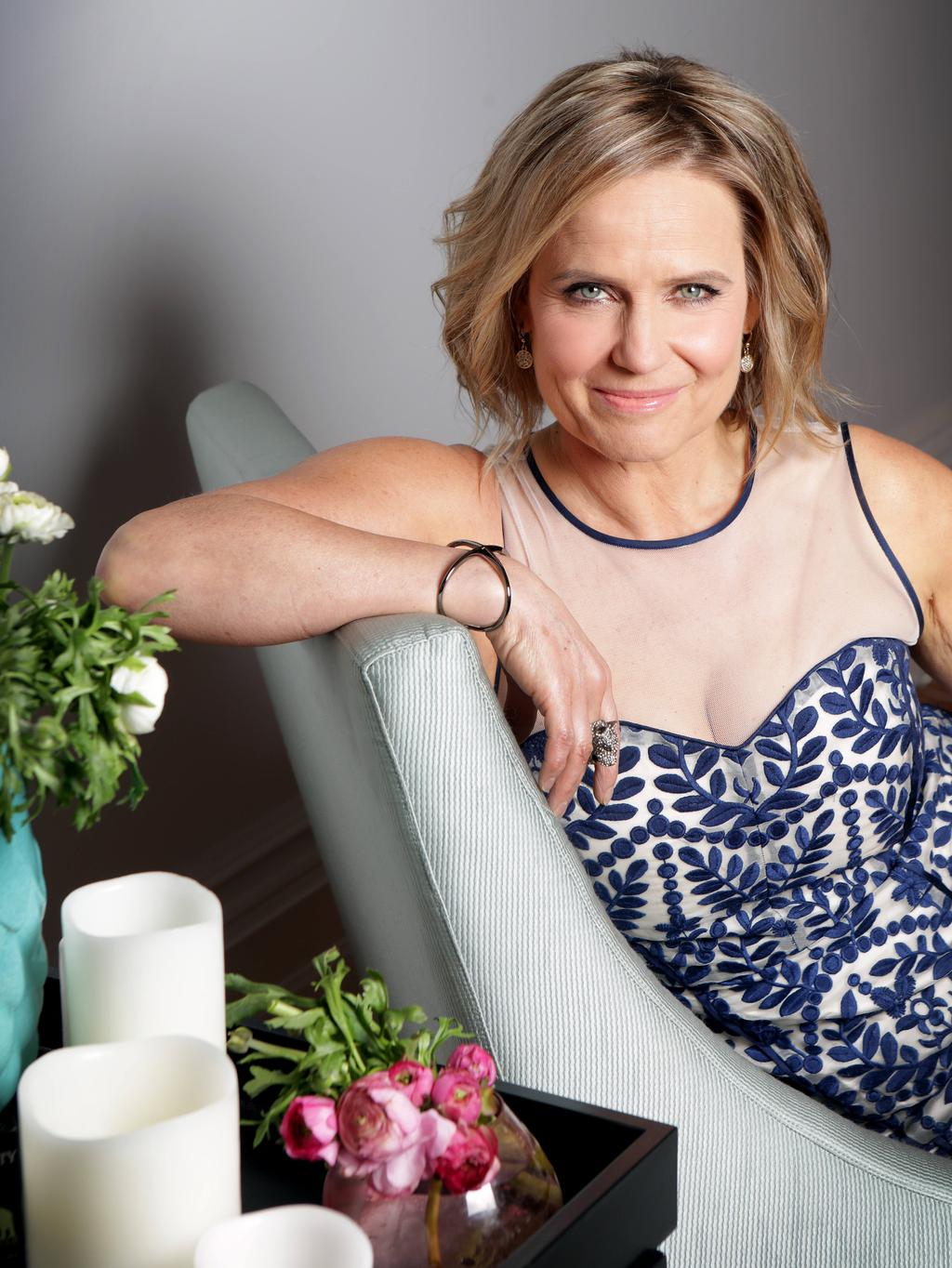 shaynna blaze knows a thing or two about colour