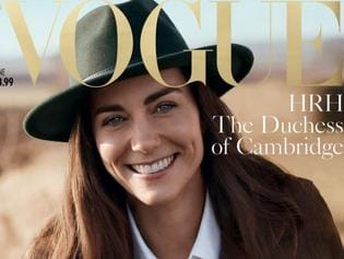 Duchess goes casual on cover of Vogue