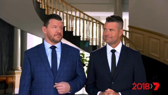 Strip show channel 7 stars to go the full monty in 2018 for Y kitchen rules 2018