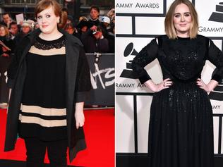 Adele's 'fat-melting' diet