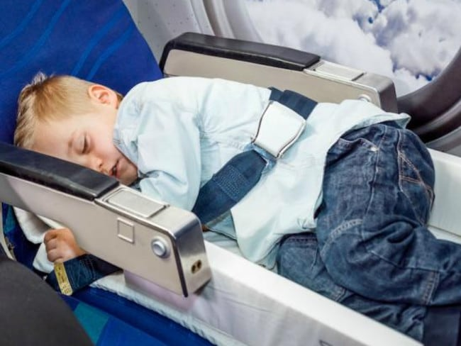 Qantas Jetstar Ban Kids Sleeping Devices Including