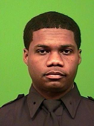 Randolph Holder, a New York police officer died after being shot in the head during a shootout in Harlem, the fourth killed in the line of duty in less than a year, officials said October 21, 2015.