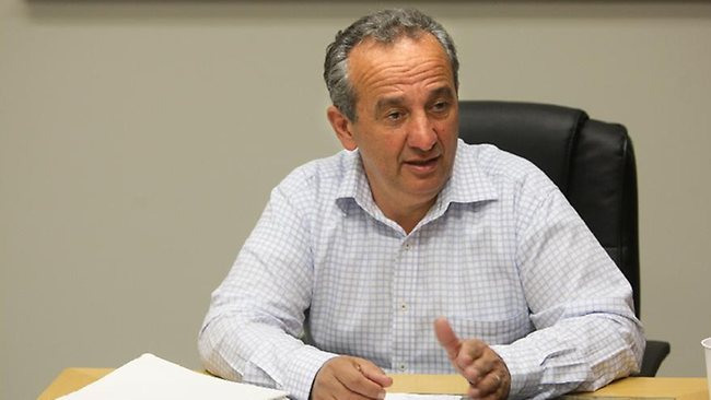 Ousted Parramatta chairman Roy Spagnolo. Picture: Ross Schultz
