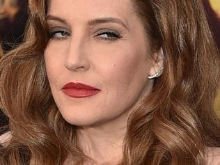 "HOLLYWOOD, CA - MAY 07: Lisa Marie Presley attends the premiere of Warner Bros. Pictures' ""Mad Max: Fury Road"" at TCL Chinese Theatre on May 7, 2015 in Hollywood, California. (Photo by Kevin Winter/Getty Images)"