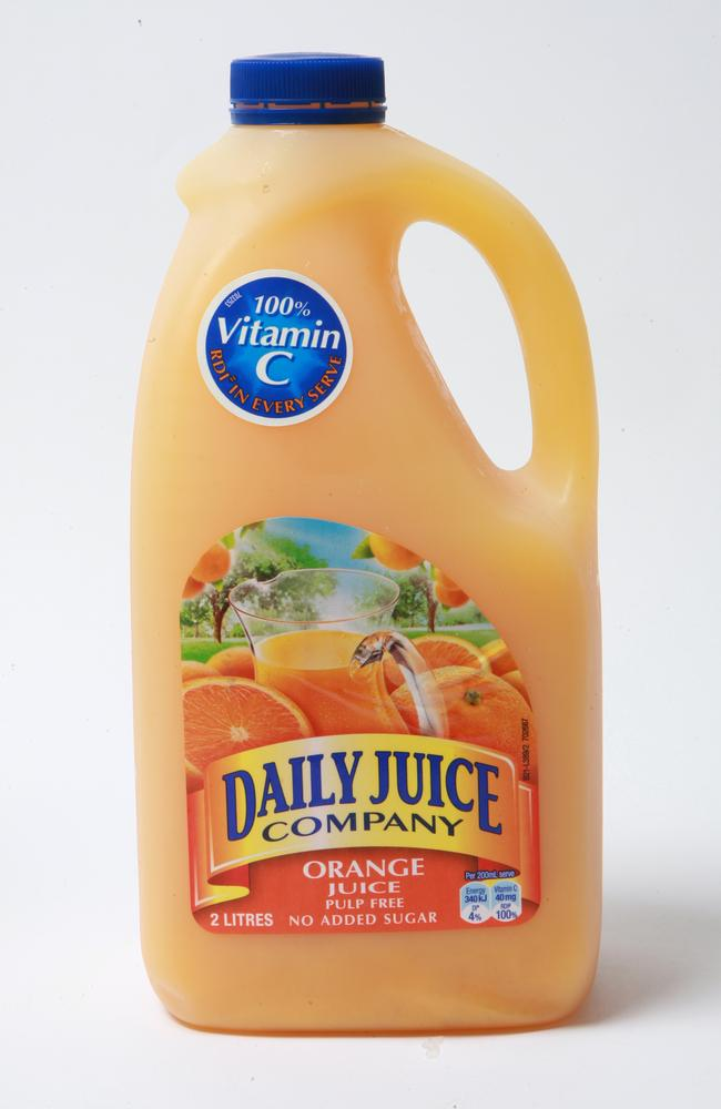 Picture: Daily Juice Company