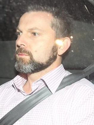 Gerard Baden Clay is arrested.