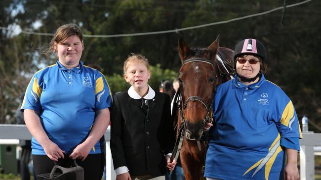 Trio Part Of Debut Special Olympics Event News Local