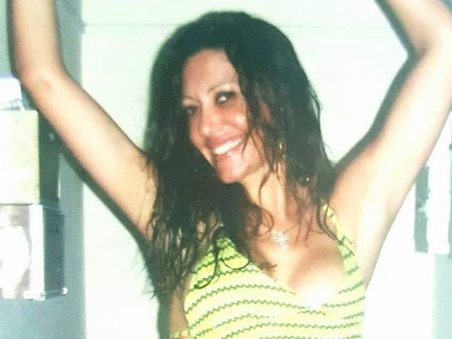 The unknown driver left Georgina 'Gina' Abdallah to die in the passenger seat of the car after the terrifying crash.