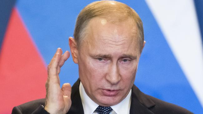 Vladimir Putin and Donald Trump have repeatedly expressed mutual admiration for one another.