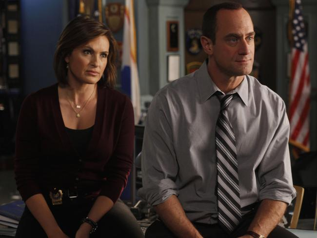 Aussie fans can't get enough of Law & Order: SVU.