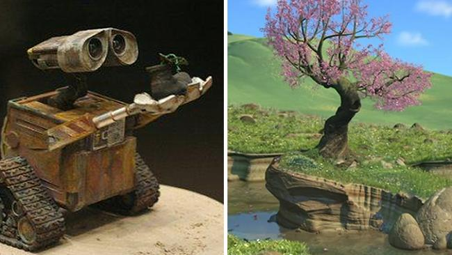 The boot which grows into a tree in the end of Wall-E, is the same tree seen in A Bug?s Life, Negroni claims.