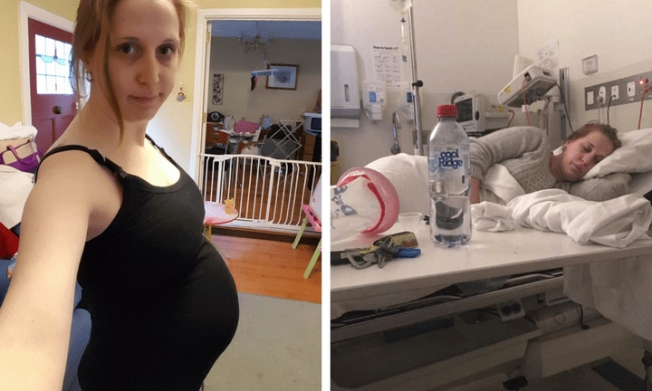 The pregnancy condition leaving mothers thousands of dollars out of pocket