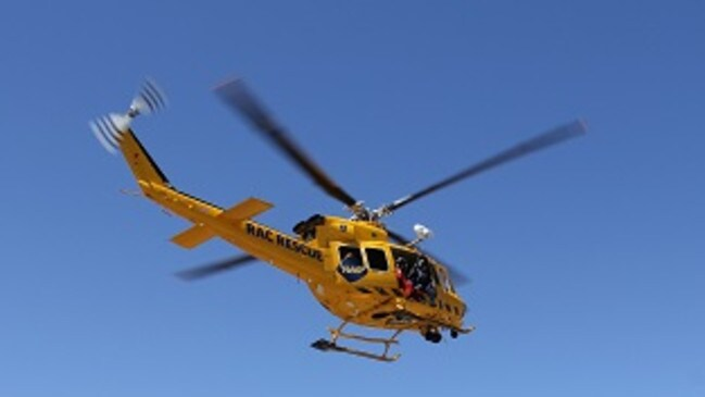 Rescue Helicopter Sent To Toodyay Motorcycle Crash In WAs Wheatbelt