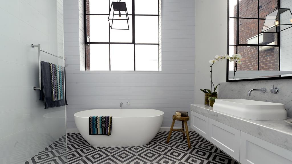 Budget Bathrooms Give Your Bathroom A New Look Without A Complete Renovation Daily Telegraph