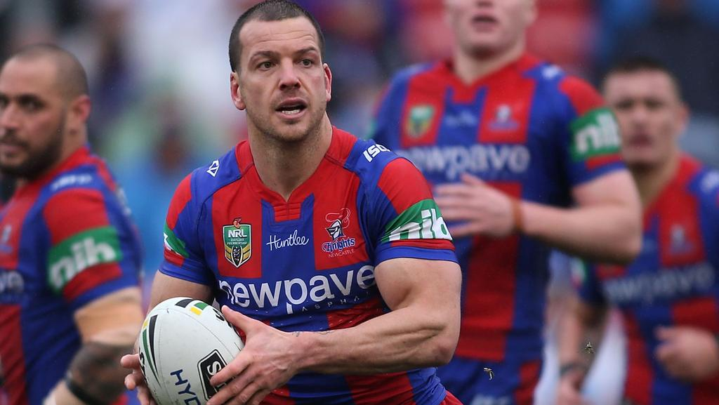 Jarrod Mullen faces a long road to recovery.