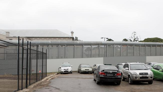 Silverwater Women's Correctional Centre.