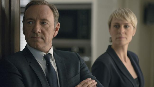 """House of Cards"" fan? You will still need your Foxtel subscription."