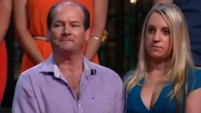 The elimination of David and Corrine was also a big talking point.