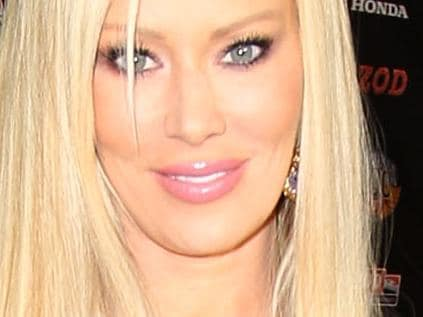 LOS ANGELES, CA - APRIL 13: Jenna Jameson attends an IZOD party to celebrate the 100th Anniversary Indianapolis 500 at The Colony on April 13, 2011 in Los Angeles, California. The Indy 500 will take place on May 29, 2011 at the Indianapolis Motor Speedway.   Joe Scarnici/Getty Images for IZOD/AFP== FOR NEWSPAPERS, INTERNET, TELCOS & TELEVISION USE ONLY ==