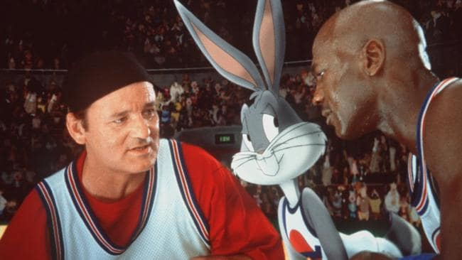 Space Jam is still the highest grossing basketball film of all time.