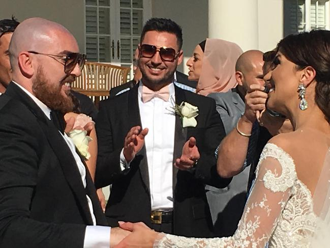The other $1M Mehajer wedding