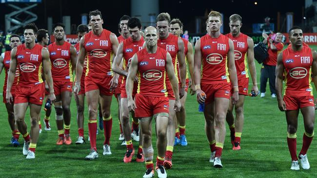 Image result for gold coast suns loss