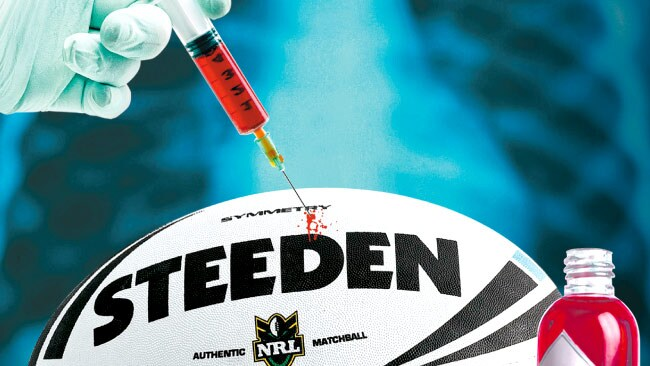 Drugs in NRL