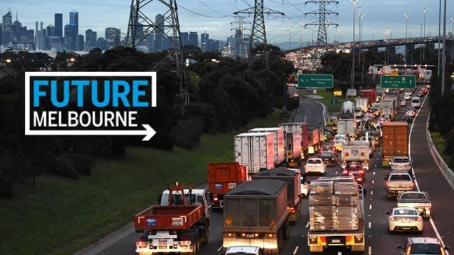 future melbourne  melbourne traffic  motorists could spend extra hour commuting to work by 2030