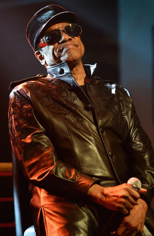 Soul singer Bobby Womack Photo: Ian Gavan/Getty Images for Guinness