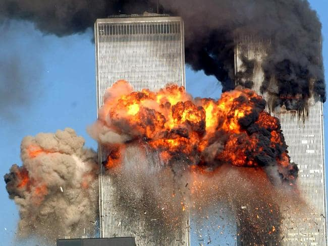 Osama bin Laden was the mastermind of the September 11 attack. Picture: Spencer Platt/Getty Images