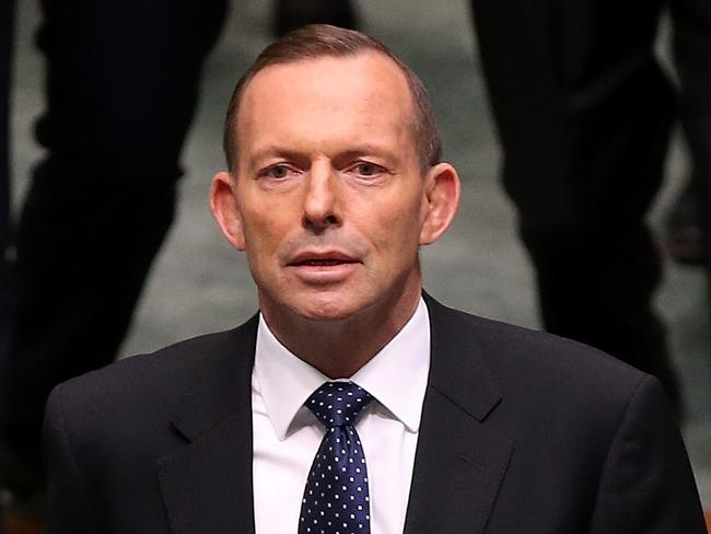 New threat to MPs who want to vote according to their conscience ... Prime Minister Tony Abbott.