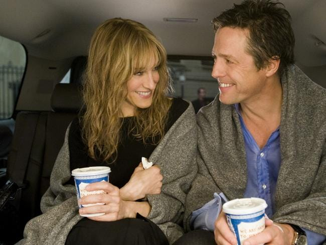 Hugh Grant and Sarah Jessica Parker in Did You Hear About The Morgans?