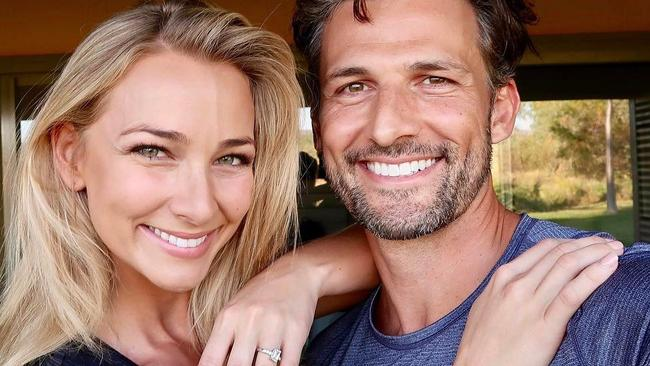 Anna Heinrich, Tim Robards engagement: Ring cost 'upwards of $100,000 in value'
