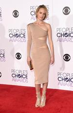 Amber Valletta attends the People's Choice Awards 2016. Picture: Jason Merritt/Getty Images/AFP