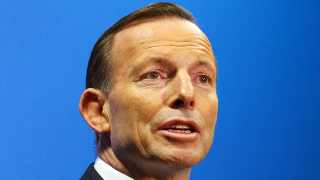 Still number one ...Prime Minister Tony Abbott has more 'likes' on Facebook than any other Australian politician.