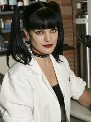 Pauley Perrette played Abby Sciuto for 15 seasons. Picture: Supplied