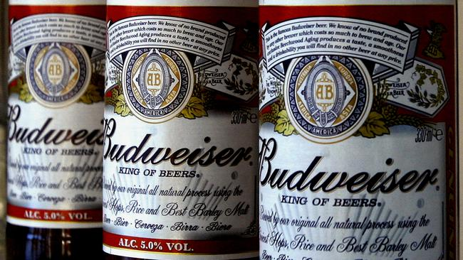 Budweiser — Miller merger would coronate a new King of Beers