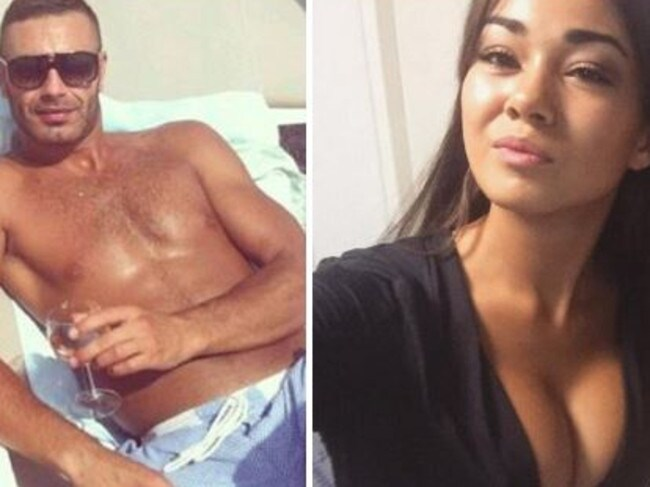 Smail Ayad is accused of killing Brit Mia Ayliffe-Chung and Tom Jackson.