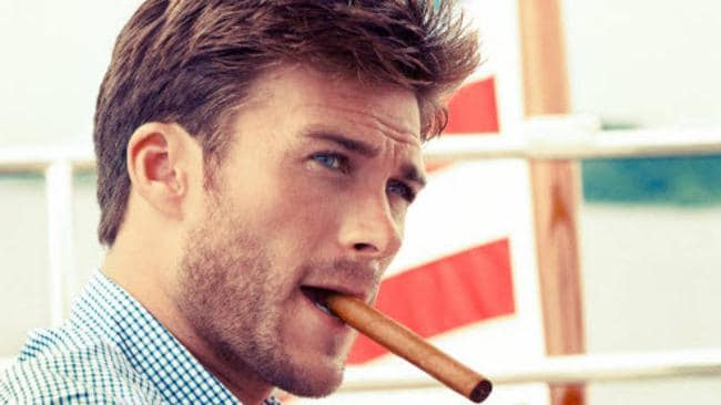 Scott Eastwood. Picture: Courtesy Of Noe DeWitt/Town & Country