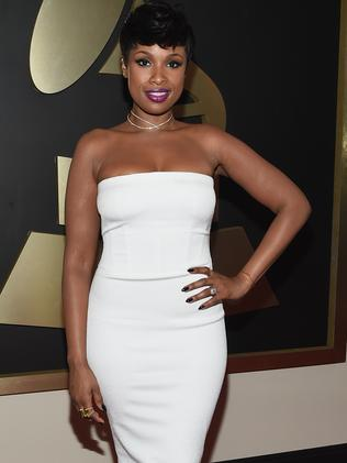 Jennifer Hudson in Tom Ford. Taylor Swift ... 'dressed like a daydream'. Picture: Larry Busacca/Getty Images for NARAS