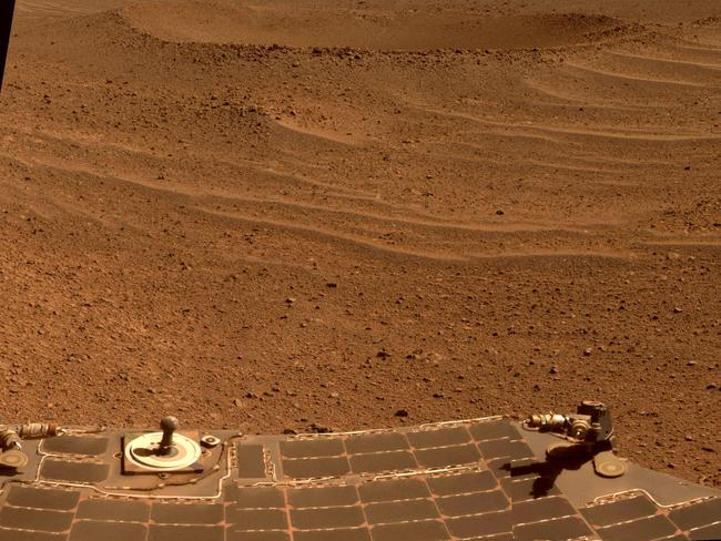 Ambitious ... NASA has big plans for Mars.