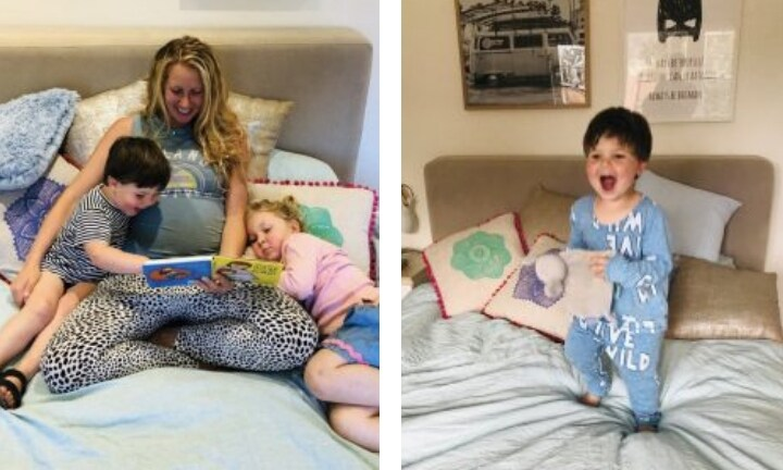 How to transition your toddler from a cot to a bed