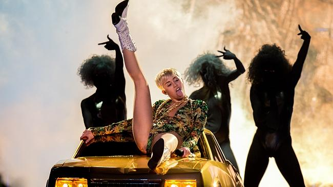 The obsessed fan missed out on seeing Miley Cyrus' 'Bangerz' tour. (Photo by Christopher Polk/Getty Images)
