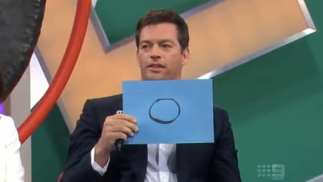 Red Faces judge Harry Connick Jr was not feeling the blackface.