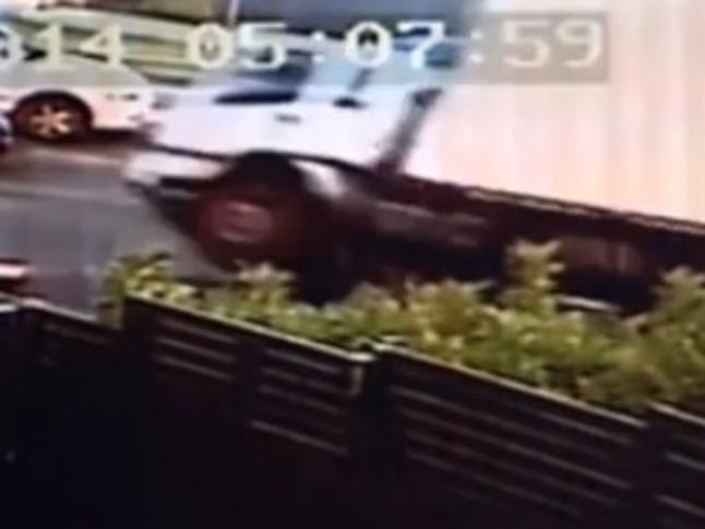 Footage behind truck driver's jail term