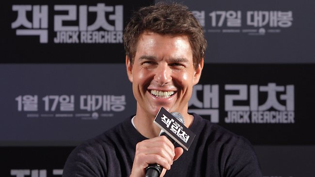 Tom Cruise. Picture: Getty Images