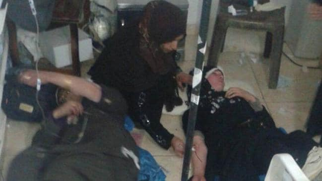 Syrian town of Madaya 'let down' by the West