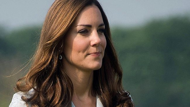 Kate Middleton is reportedly facing another bikini photo scandal. Picture: AFP